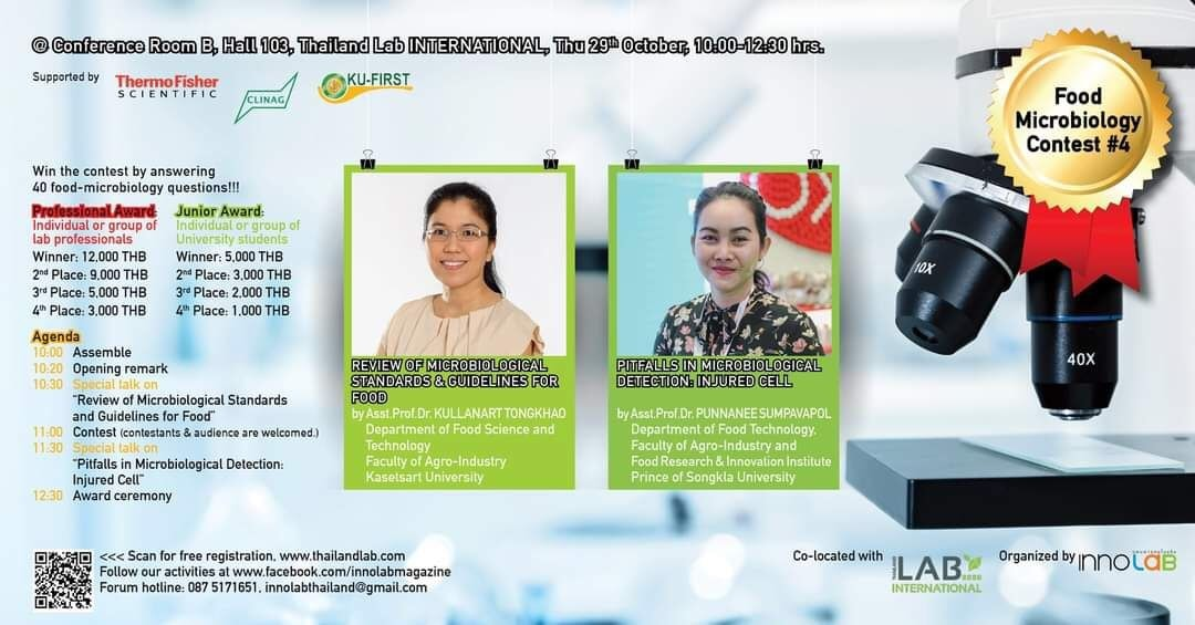 Food Microbiology Contest